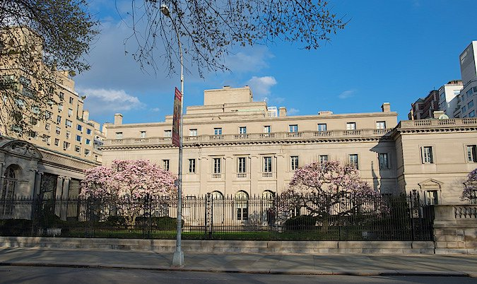 The Frick Collection in New York City