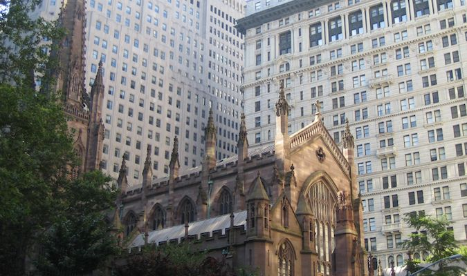 Trinity Church is a must-see on a trip to New York City