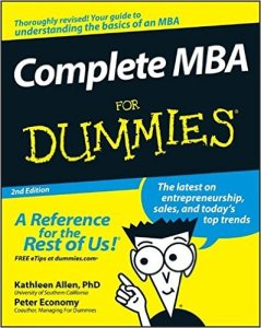MBA for Dummies