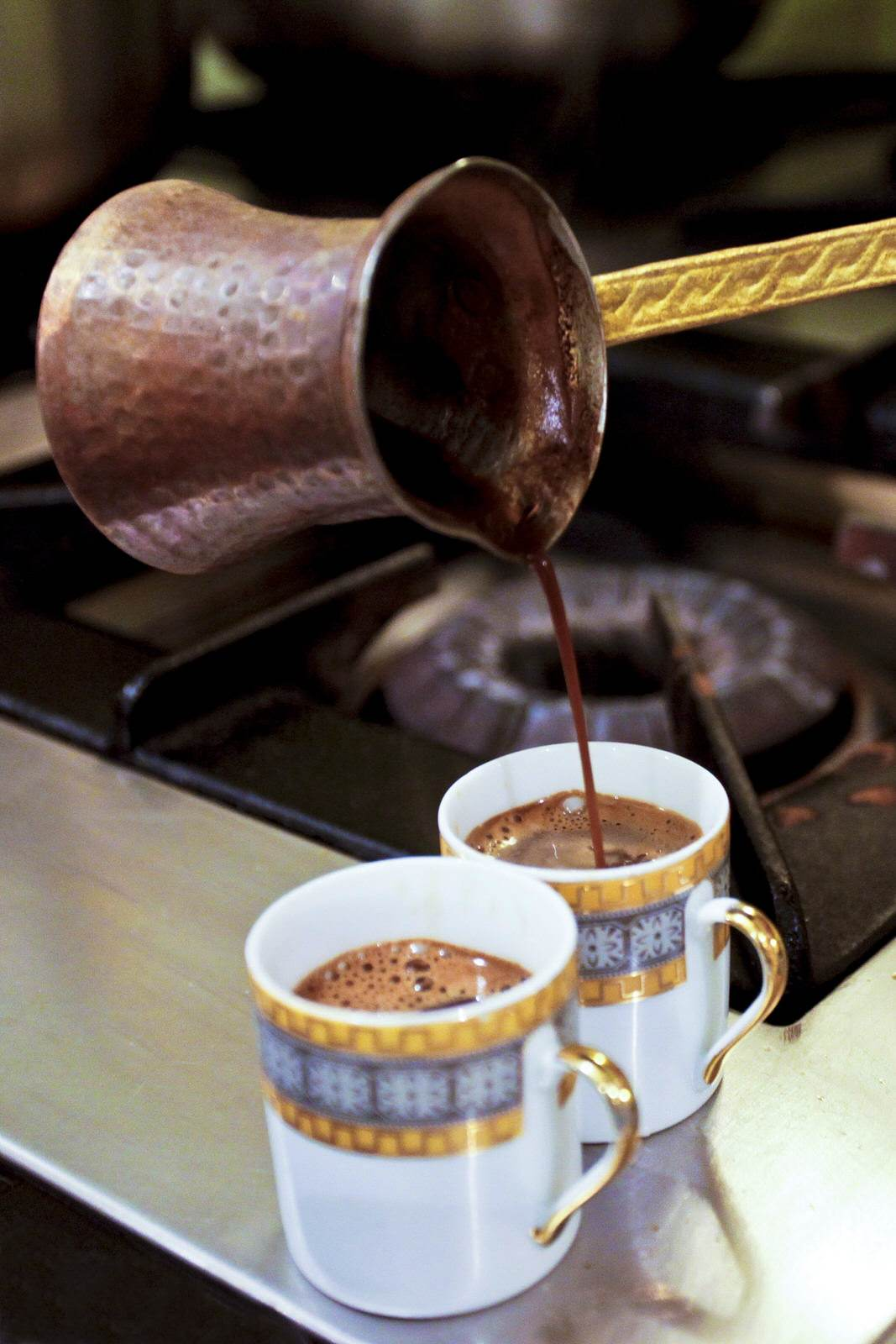 Turkish coffee is steeped in tradition © Danita Delimont / Getty Images