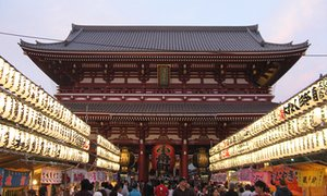 Tokyo. Japan Unmasked trip with Responsible Travel
