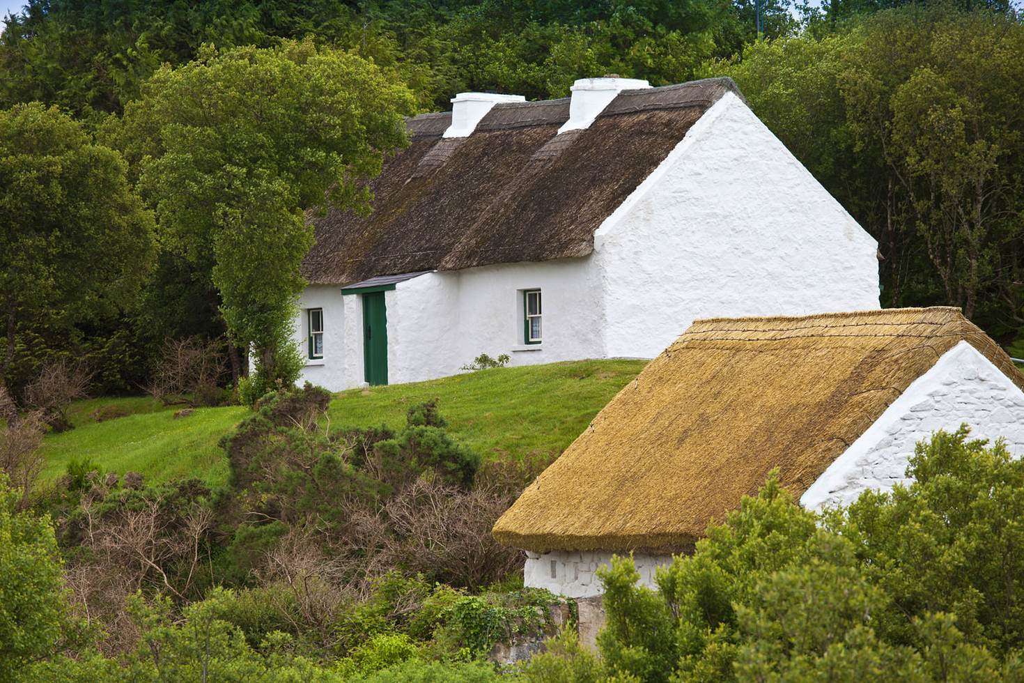 Patrick Pearse's Cottage is a national monument near Ros Muc, Connemara © Tim Graham / Getty Images