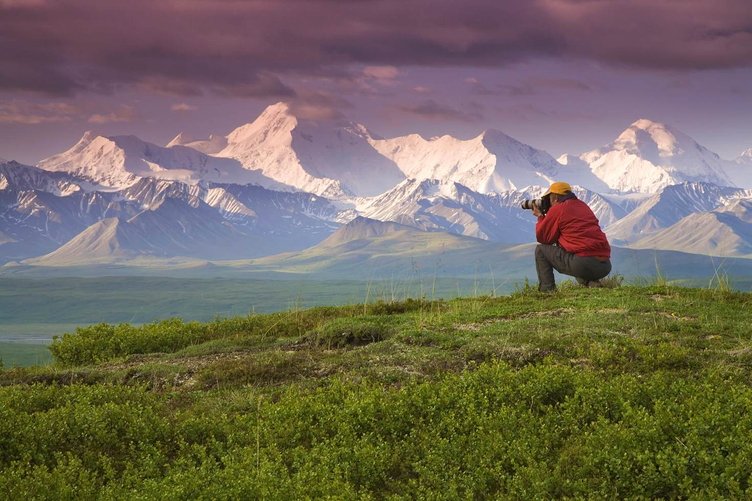 Beautiful destinations don't always equal beautiful pictures… but it helps © Jeff Schultz / Getty Images