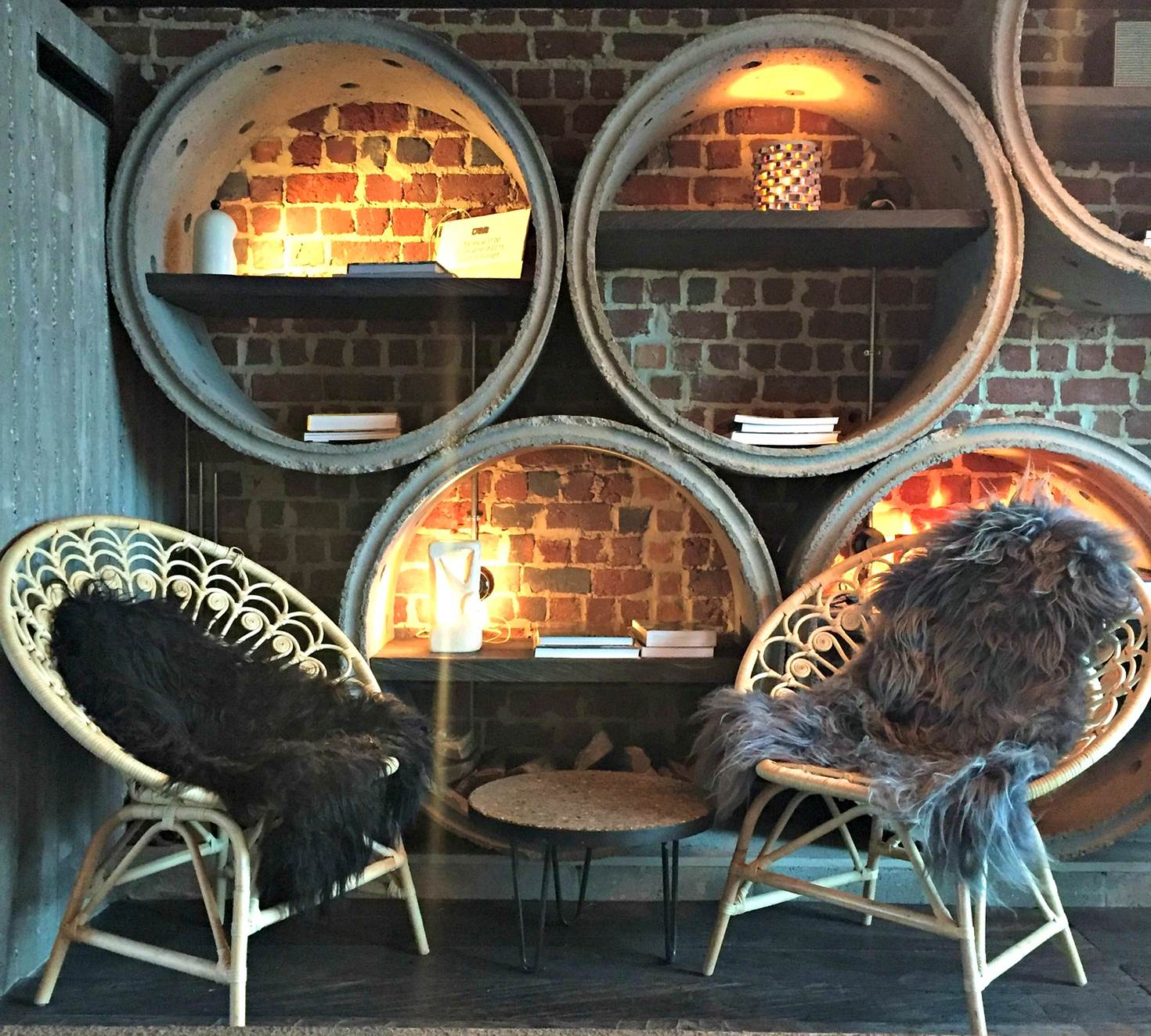 The Jam Hotel welcomes non-guests to lunch © Analia Glogowski / Lonely Planet
