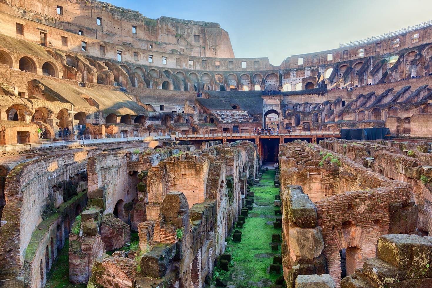 The Colosseum, Rome © Steve Whiston / Fallen Log Photography / Getty Images