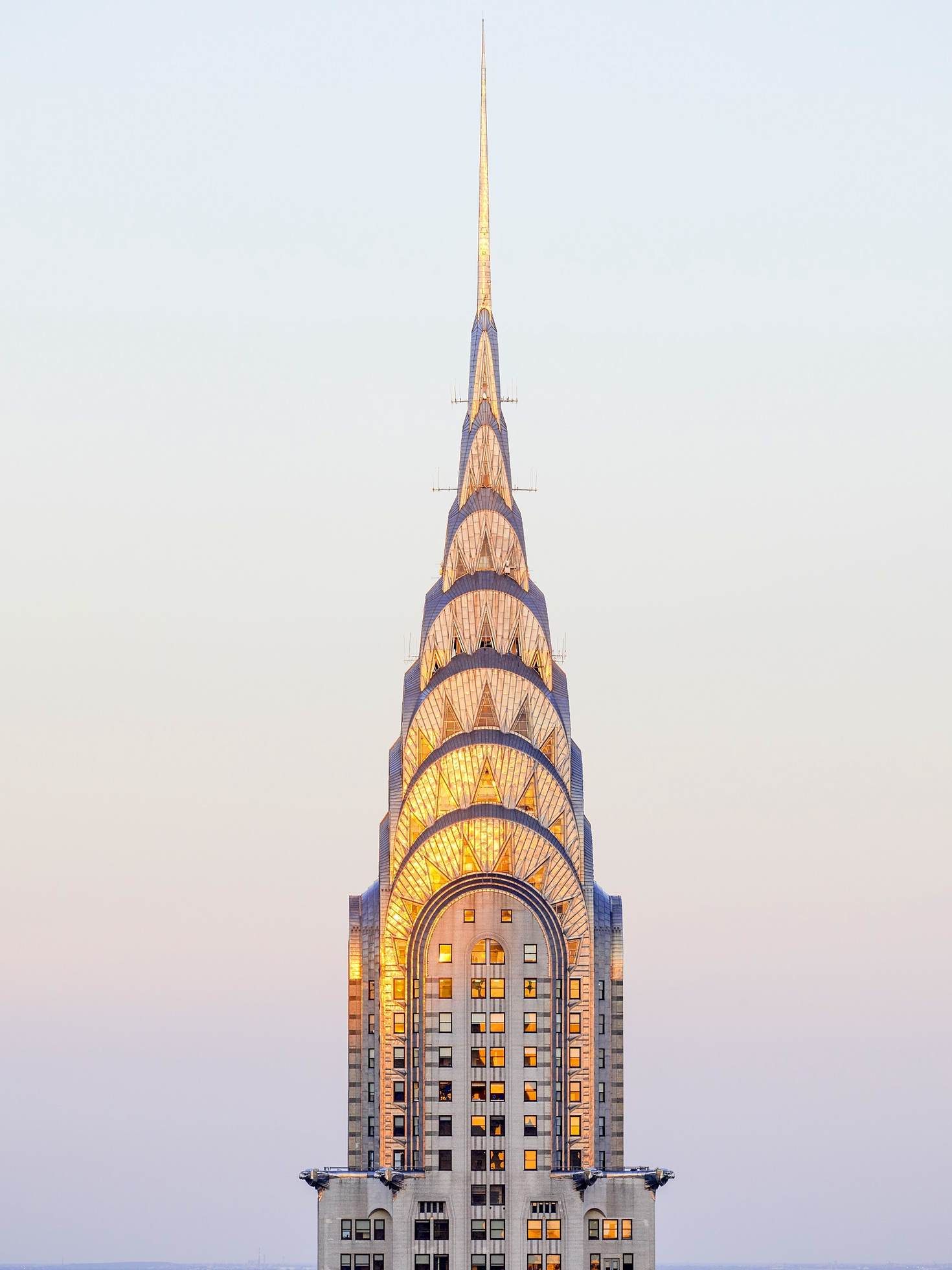 Chrysler building, New York City © C. Taylor Crothers / Getty Images