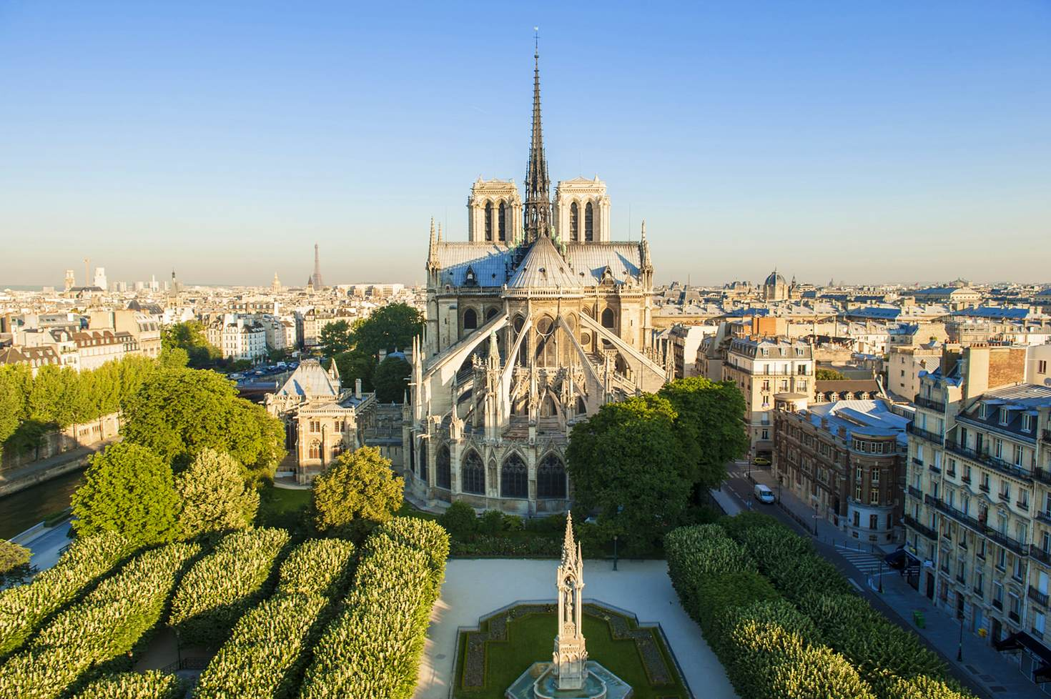 Notre Dame Cathedral, Paris © TARDY Herv / hemis.fr / Getty Images