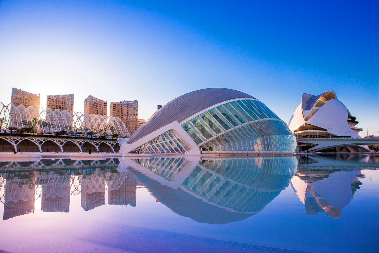 City of Arts and Sciences, Valencia © Laura Grier / Getty Images