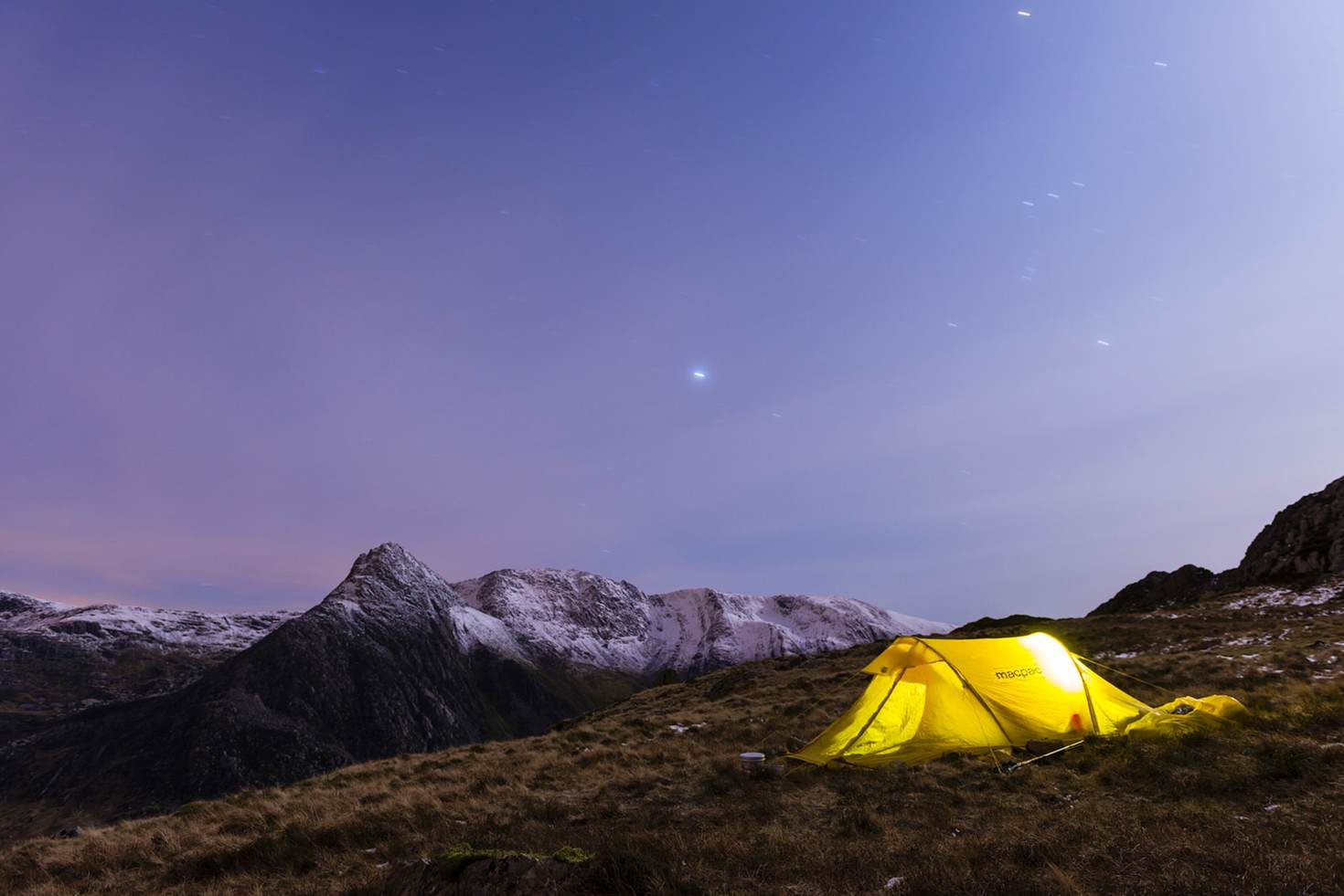 Can't get enough of the great outdoors? Camp under the stars for a night © Justin Foulkes / Lonely Planet